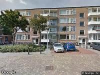112 melding Brandweer naar Asselijnstraat in Alkmaar