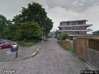 112 melding Ambulance naar Hortensiastraat in Ridderkerk