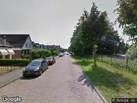 Brandweer naar Parallelweg in Heerenveen vanwege brand