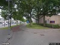 112 melding Traumahelikopter naar Slinge in Rotterdam