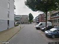 112 melding Ambulance naar Middellaan in Breda