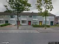 112 melding Ambulance naar Rossinistraat in Tilburg