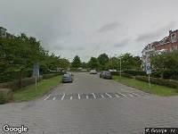 112 melding Brandweer naar Willem Lodewijkstraat in Leeuwarden