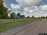 112 melding Brandweer naar Torentijdweg in Middelburg vanwege brand