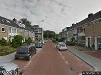 112 melding Ambulance naar Talingstraat in Alphen aan den Rijn