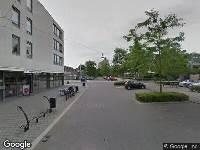 112 melding Ambulance naar Manis Krijgsmanhof in 's-Hertogenbosch