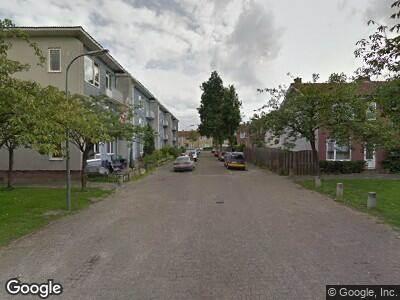 Ambulance naar Wouwstraat in Dordrecht