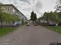 112 melding Ambulance naar Wouwstraat in Dordrecht