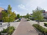 112 melding Ambulance naar Triviumlaan in Alphen aan den Rijn