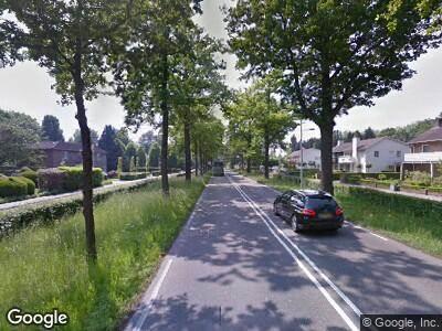 Ambulance naar Bosscheweg in Tilburg
