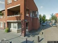 Brandweer naar Roerstraat in Utrecht