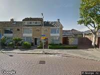 112 melding Ambulance naar Pieter van der Plasstraat in Wateringen