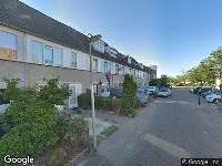 Ambulance naar Jan Ritzema Bosstraat in Purmerend