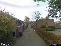 112 melding Ambulance naar Elfenbankje in Alphen aan den Rijn