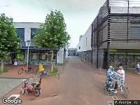112 melding Brandweer naar Seinedreef in Utrecht vanwege afgaan automatisch brandalarm