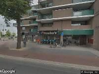 112 melding Ambulance naar Stationsstraat in Wormerveer vanwege verkeersongeval