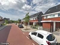 112 melding Brandweer naar Gooise Kant in Amsterdam vanwege brand