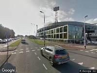 112 melding Ambulance naar Coen Moulijnweg in Rotterdam