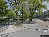 112 melding Ambulance naar Westerpark in Tilburg