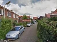 112 melding Brandweer naar Lammerstraat in Leeuwarden