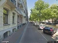 Besteld ambulance vervoer naar Zieseniskade in Amsterdam