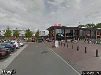 112 melding Brandweer naar Raadhuisplein in Hoogkarspel vanwege brand