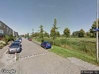 112 melding Brandweer naar Heemraad in Alphen aan den Rijn vanwege waarnemen gaslucht
