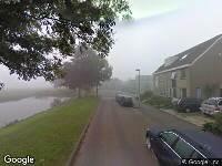 112 melding Ambulance naar Jeltje de Bosch Kemperstraat in Alphen aan den Rijn