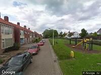 112 melding Ambulance naar Vlietstraat in Terhole