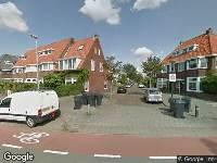 112 melding Ambulance naar Corfstraat in Alkmaar