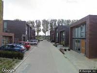 112 melding Ambulance naar Makoré in Dordrecht
