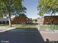 112 melding Ambulance naar Hoogenwaardstraat in Rotterdam