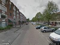 112 melding Ambulance naar Nieuwe Boezemstraat in Rotterdam