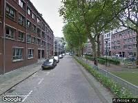 112 melding Ambulance naar Rusthoflaan in Rotterdam