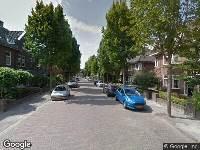 112 melding Ambulance naar Strijenlaan in Breda