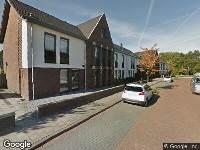 112 melding Ambulance naar Mau de Jongstraat in Zaltbommel