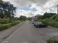 112 melding Ambulance naar Voorhamstraat in Zoetermeer