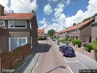 112 melding Ambulance naar Ozingastraat in Pernis Rotterdam