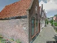 112 melding Ambulance naar Popelmanslaan in Alkmaar