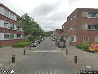 112 melding Ambulance naar Van Abbestraat in Amsterdam