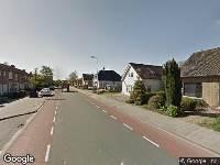 112 melding Ambulance naar Burgemeester Klinkhamerweg in Zevenhuizen