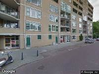 112 melding Ambulance naar Schapendreef in Rotterdam