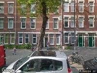 112 melding Brandweer naar Robert Fruinstraat in Rotterdam vanwege brand