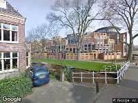 Brandweer naar Cabeljaustraat in Alkmaar vanwege verkeersongeval