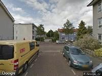 Ambulance naar Kokmeeuwstraat in Dordrecht