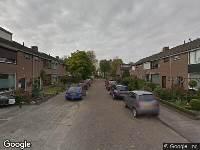 112 melding Ambulance naar Resedastraat in Oosterhout