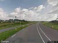 112 melding Ambulance naar Middelweg in Moordrecht