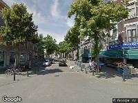 112 melding Ambulance naar Spanjaardstraat in Rotterdam