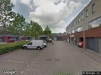 Ambulance naar Tongerlose Hoefstraat in Tilburg