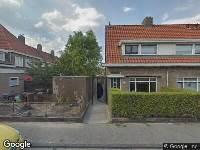 112 melding Ambulance naar Ambonstraat in Leiden